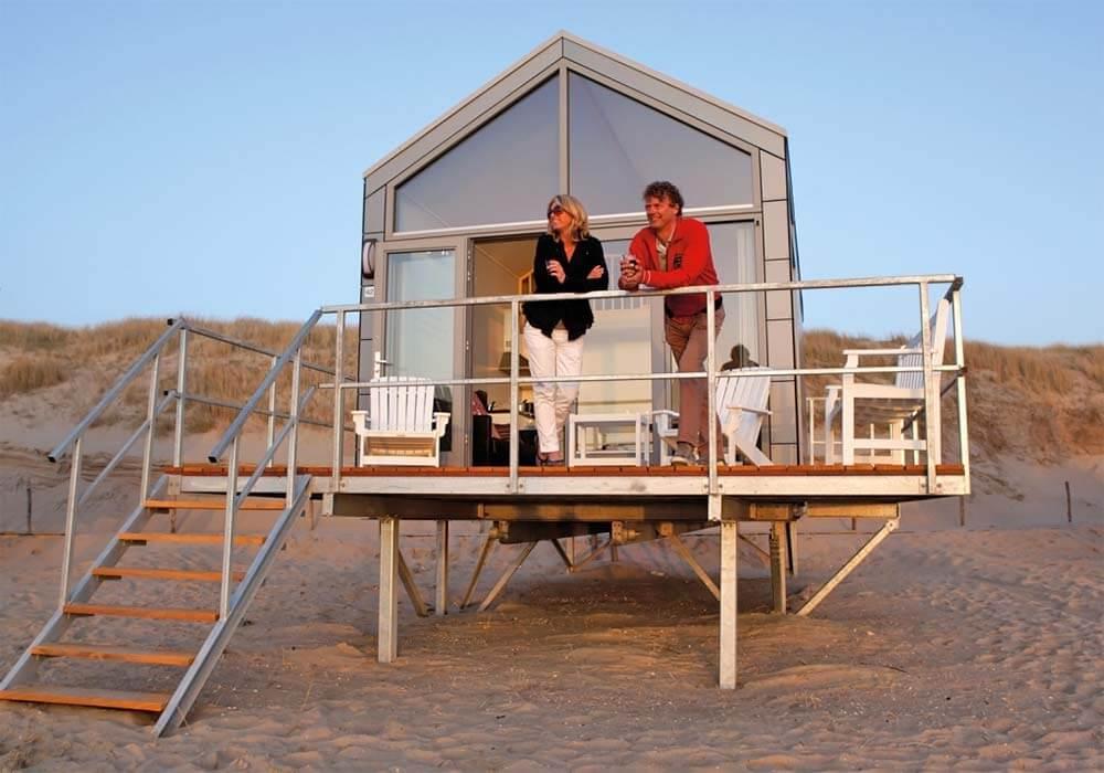 Strandhäuser Julianadorp aan Zee
