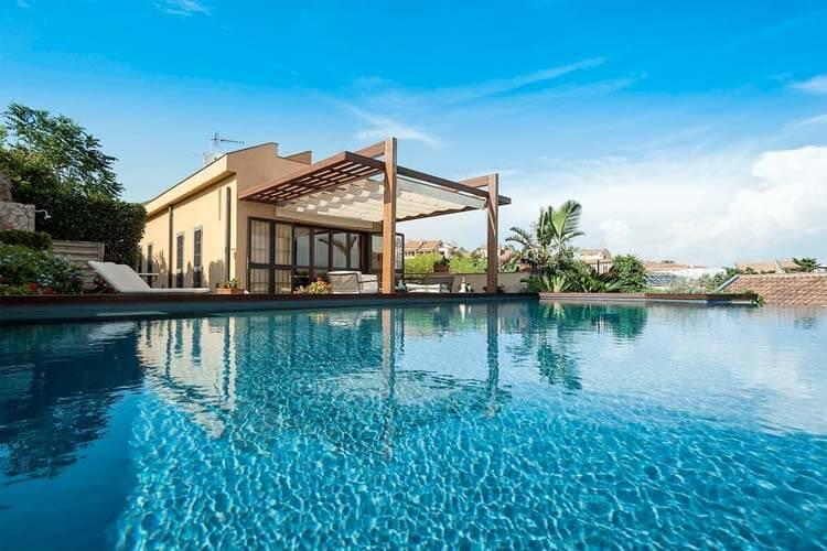 Vakantiehuis met Privé zwembad
